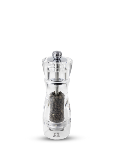 Peugeot Vittel Transparent Acrylic Pepper Mill